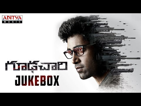 Goodachari Full Songs Jukebox || Adivi Sesh, Sobhita Dhulipala || Sricharan Pakala