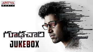 goodachari-full-songs-jukebox-adivi-sesh-sobhita-dhulipala-sricharan-pakala
