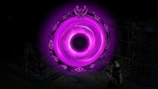 Path of Exile - Prophecy Portal Effect