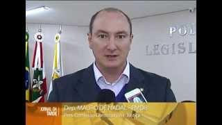 Pinhalzinho recebeu audiência pública sobre Código Ambiental de Santa Catarina