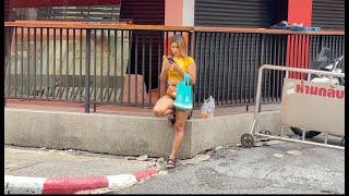 Sukhumvit Soi 4, Bangkok, Thailand, October 15th, 2021 - naughtynightlifeasia