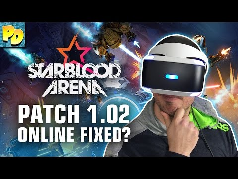 starblood arena matchmaking issues