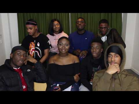 CHIT CHAT: W/ THE MANDEM  SETTLING IN TO UNI !
