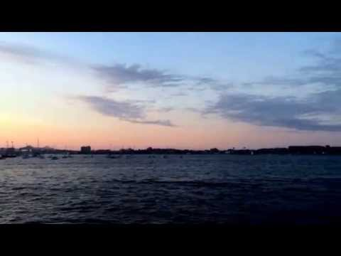 Boston Harbor | Harborway | Financial District/Innovation District/South Boston (7.20.2014)