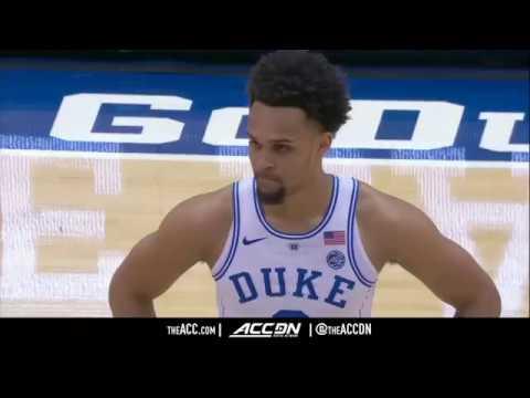 Virginia Tech vs Duke College Basketball Condensed Game 2018
