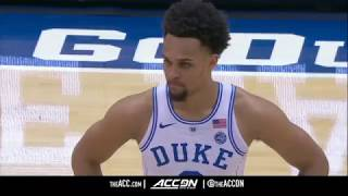 Virginia Tech vs Duke College Basketball Condensed Game 2018