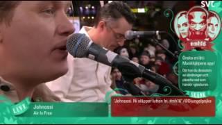 Johnossi - Air Is Free | Live 🌟 Musikhjälpen 2016 🌟
