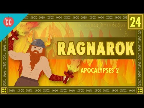 Ragnarok: Crash Course World Mythology #24