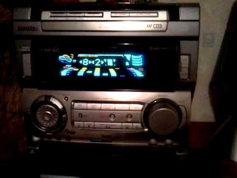 Aiwa karaoke