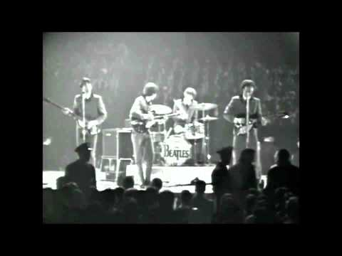 I Wanna Hold Your Hand  The Beatles  HD