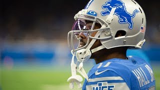 Marvin Hall's Catches through Week 8 | Detroit Lions Highlights