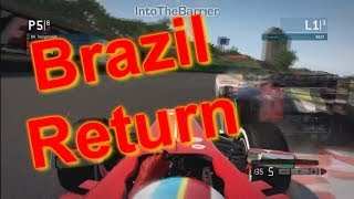 F1 Game 2013 - Return to Brazil Thumbnail