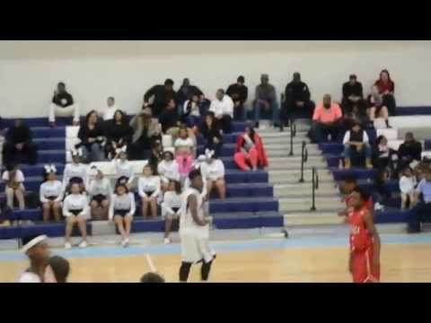 Currituck County High School Basketball game vs Bertie County