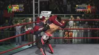 TNA Impact Ultimate X Match