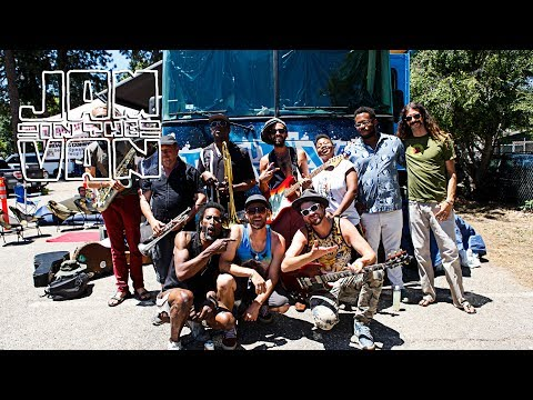 """AFROLICIOUS - """"Politricksters"""" (Live at High Sierra Music Festival 2017) #JAMINTHEVAN"""