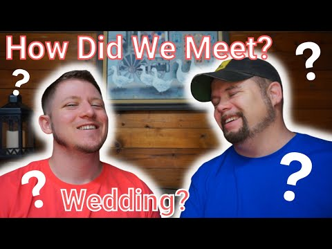 How We Met | 20 Year Age Gap Couple | Husbands
