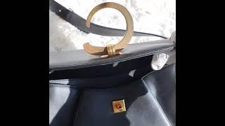 [딜럭스몰] 까르띠에 금장 팬더 로고 버클 크로스백
