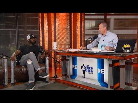 Pro Football HOFer & NFL Network Analyst Marshall Faulk Talks Season Kick Off & More - 9/8/16