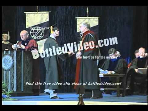 Free Stock Footage - College Graduation & Commencement Ceremonies by BottledVideo.com