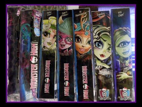 Munecas Nuevas De Monster High 2016 2015