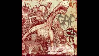 Gaf ‎- Cultivate Disdain FULL ALBUM (2010 - Death Metal / Grindcore)