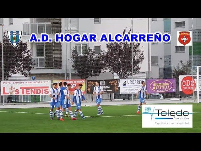 HOGAR ALCARREÑO 3 1  C D .URDA 3 11 2019  ASESORIA TOLEDO