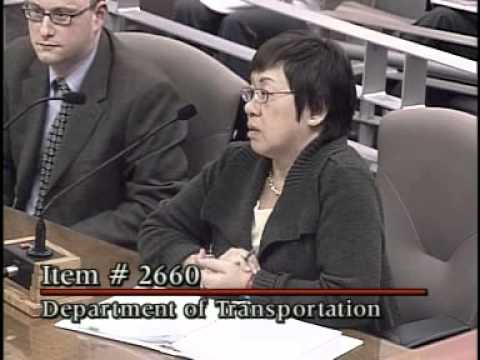 Senate Budget and Fiscal Review Committee 2/16/2010