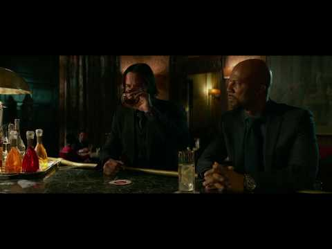 John Wick Chapter 2 - Bar & Professional Courtesy Scene HD