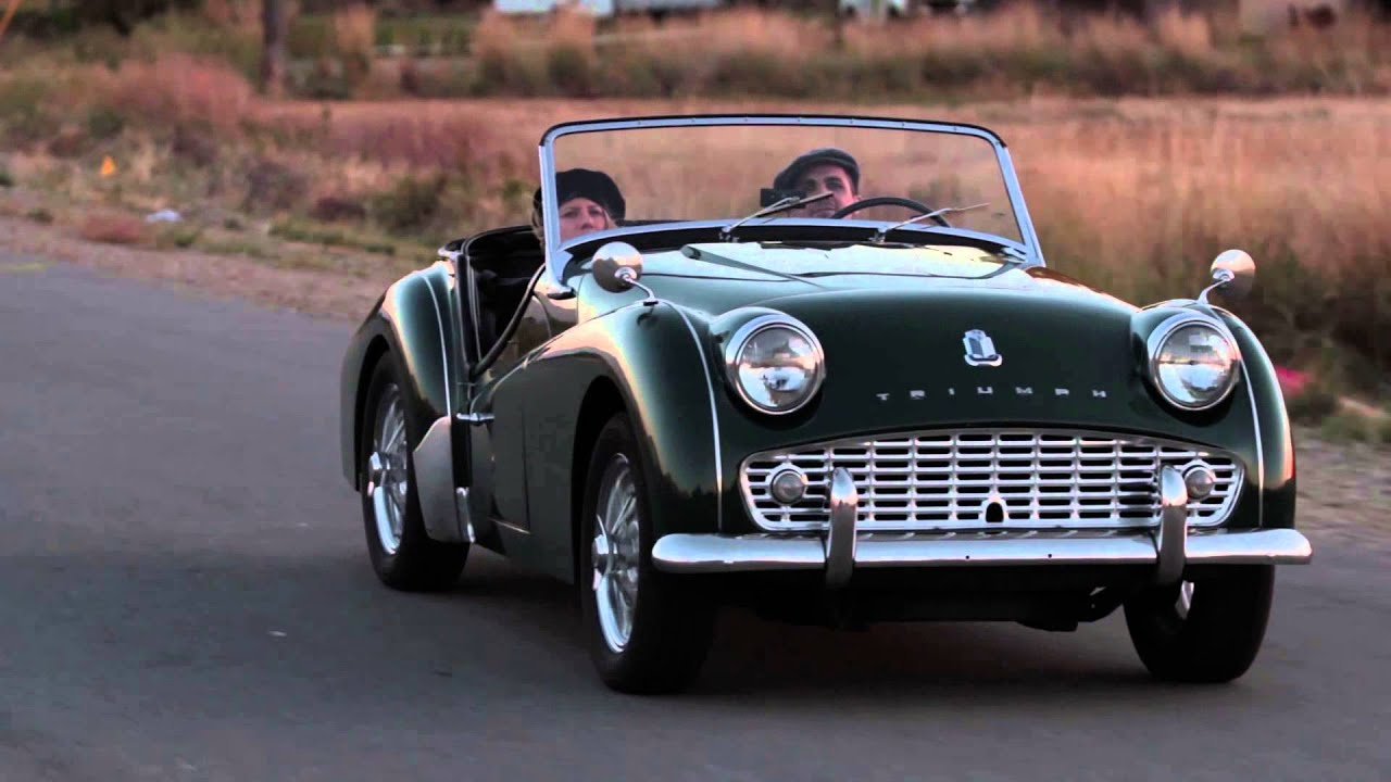 1960 triumph tr3 a montage youtube. Black Bedroom Furniture Sets. Home Design Ideas