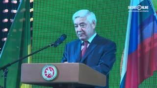 Открытие IX международного фестиваля мусульманского кино в Казани