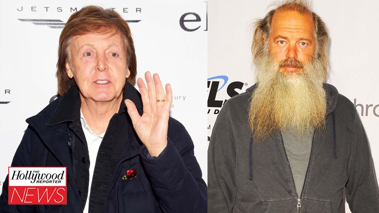 Paul McCartney & Rick Rubin Documentary 'McCartney 3, 2, 1' is Coming to Hulu I THR News