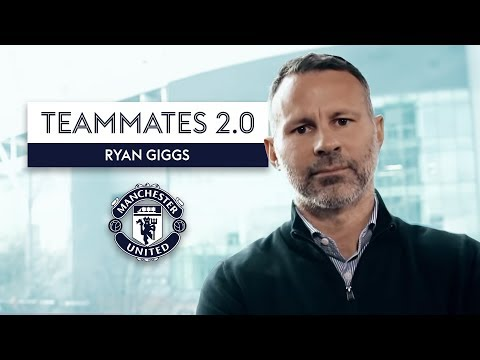 Who was the BEST player Ryan Giggs ever played with? | Manchester United | Teammates Gold 2.0