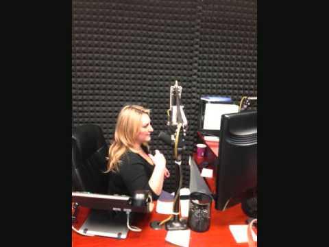 Zhannet Russian Radio Interview