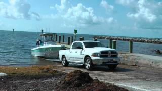 Tavernier Boat Ramp to use in the Key Largo area of the Florida Keys