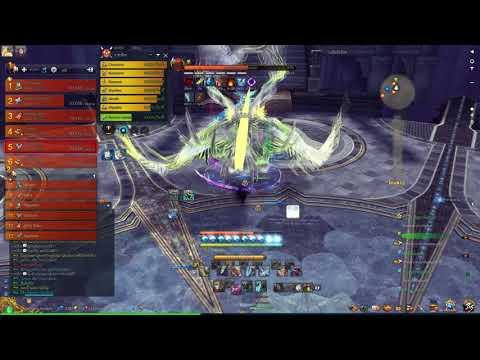 Blade & Soul [SV.TH] - Skybreak Spire Final Boss Raven King 12 man Week 2 [Assassin POV]