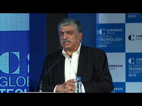 Road to Cashless Economy – 2016 Carnegie India Global Technology Summit