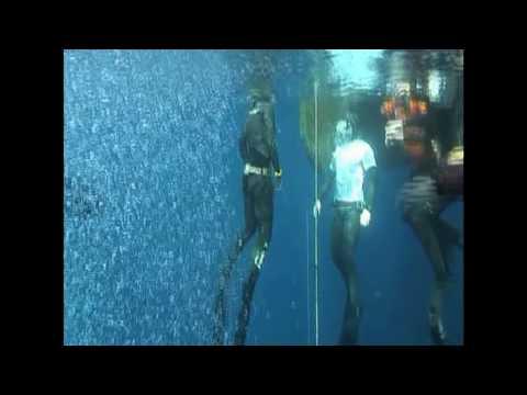 Championnat du Monde d'Apnée AIDA Mer rouge Egypte