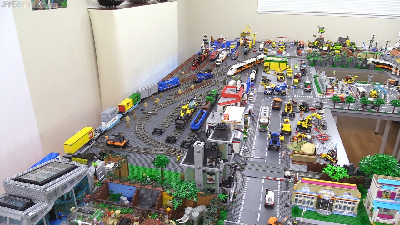 Small lego city update feb 4 2017 outdated video youtube - Image lego city ...