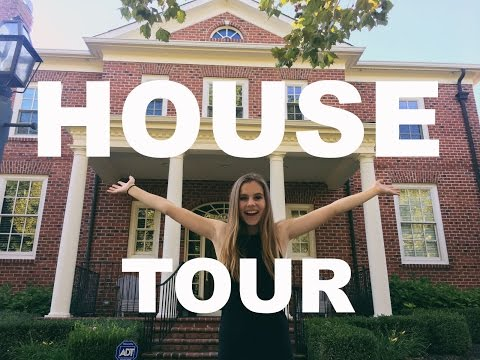 ONS HUIS IN AMERIKA - HOUSE TOUR