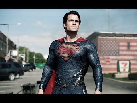 Man of Steel/Superman - Superhero (Unknown Brain) [HD] 1080p