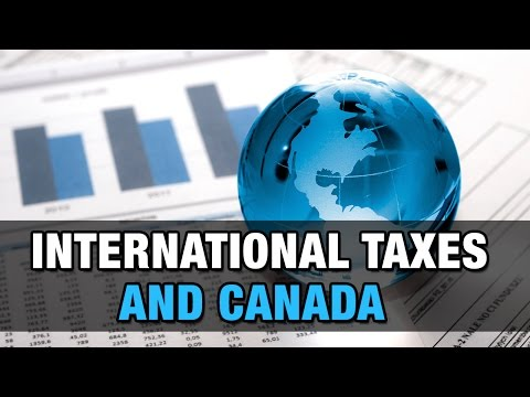 International Taxes And Canada