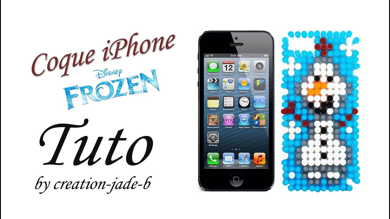 coque iphone 5 olaf