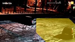Обзор ночной съёмки камер SV plus
