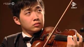 William Ching-Yi Wei | Shostakovich | Concerto No. 1 | 2015 Queen Elisabeth Violin Comp