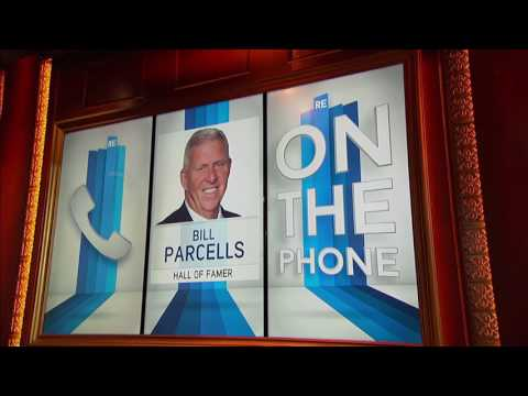 Pro Football Hall Of Famer Bill Parcells on Tony Romo, Jerry Jones & The Dallas Cowboys - 8/20/16