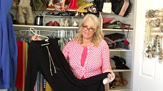 Dressing Your Truth closet makeover