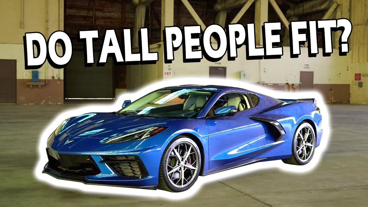 2020 Corvette 3lt Z51 Hands On Can A Tall Guy Fit Youtube