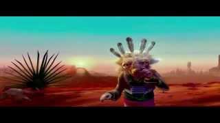 Золушка: Полный вперед! (русский трейлер) 2012