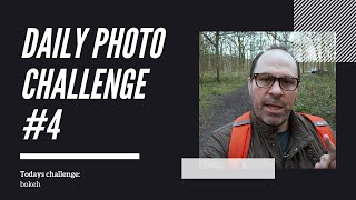 Daily Photography Challenge #4   Bokeh   #dailyphotochallenge