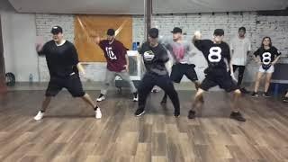 Baixar Atrevete-Nicky Jam, Sech-Choreography